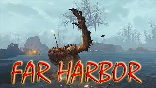Fallout 4 Far Harbor с Русскими субтитрами