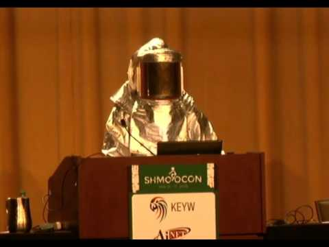 This Message Will Self-Destruct in 10 Seconds: Avoiding Bilateral Enucleation [ShmooCon 2016]