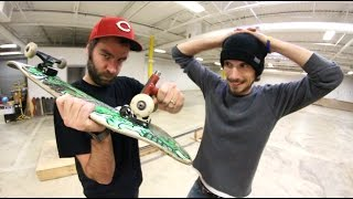 Can You Skate SUPER TIGHT TRUCKS!?