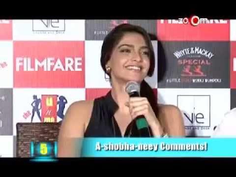 Sonam calls Shobha De, a witch!