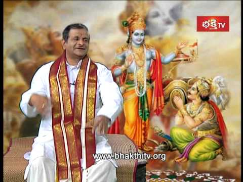 Geeta Jayathi Special | Mylavarapu Srinivasa Rao | Dharma sandhehalu | (Episode 334 | P3)