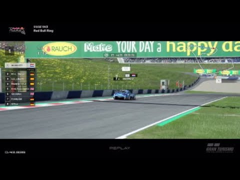 GTS Weekly Race C Red Bull Ring Highlights