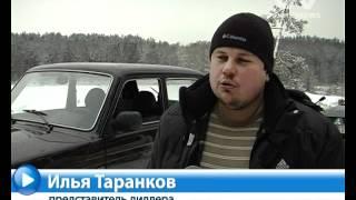 Видео тест-драйв внедорожника Нива-Рысь(Автомобиль с собственным именем
