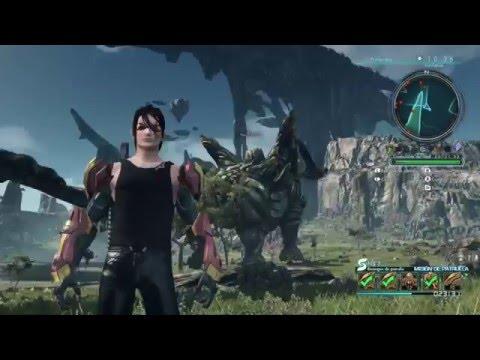 Xenoblade Chronicles X - Mi venganza con Ares 70 -como conseguirlo
