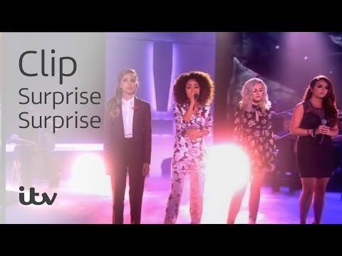 Surprise Surprise |Little Mix Perform 'These Four Walls' | ITV