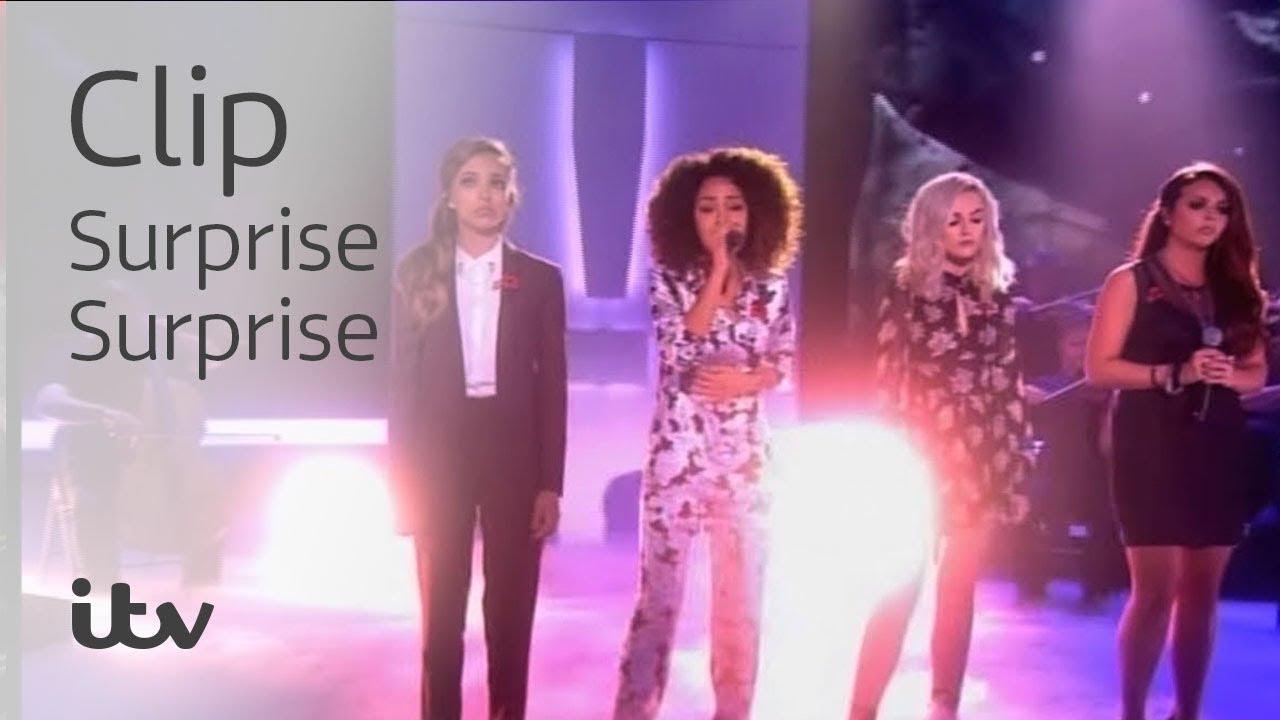 Surprise Surprise  Little Mix Perform 'These Four Walls'   ITV