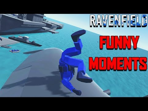 ABSOLUTELY HILARIOUS!  (Ravenfield Funny Moments Open Beta Gameplay Part 10)