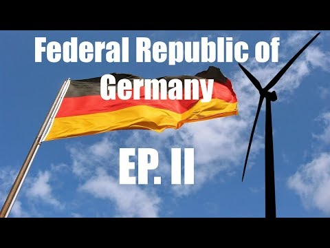 Federal Republic of Germany | ICT & Energy Production