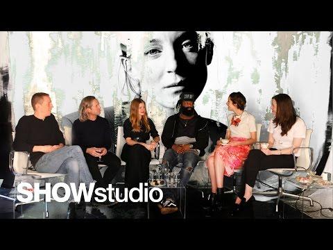 Celine Womenswear - Autumn / Winter 2014 Panel Discussion