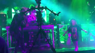 """Motionless in White """"Legacy"""" First time live! 1-14-20 Palladium MA"""