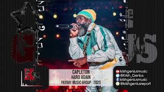 Capleton - Hard Again (Official Audio 2020)