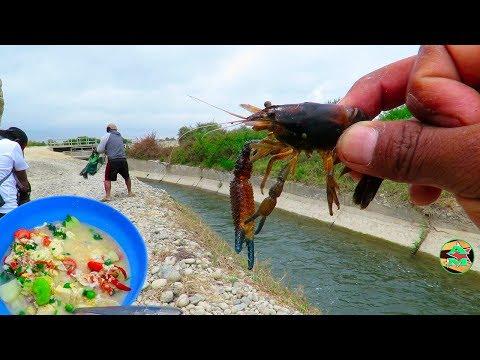 Chupe de Camarones Estilo Pesca con And Moll