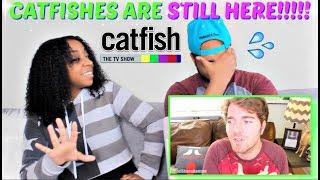 "Shane Dawson ""SCARIEST CATFISHES EVER 2"" REACTION!!!!"