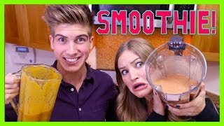 THANKSGIVING SMOOTHIE!