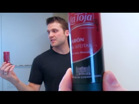 La Toja Shaving Soap Review