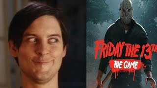 KID DECIDES TO HAVE SEX WITH HIS MUM! - Friday the 13th Trolling (Friday the 13th: the game)