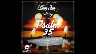 Wendy Shay - Psalm 35 ft. Sarkodie & Kuami Eugene (Audio Slide)