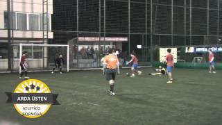 iddaa RakipBul Ligi Atletico Bornova  Fc Ersoy Madrid Maçın Golü HD