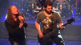 ANGRA - unfinished allegro / carry on / nova era - En Chile 28-June-2015