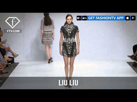 South Africa Fashion Week Fall/Winter 2018 - Liu Liu   FashionTV