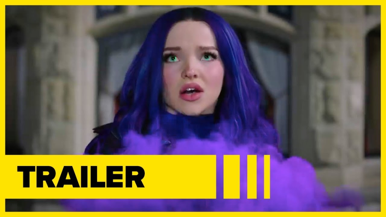 Watch Descendants 3 Trailer | Mystery