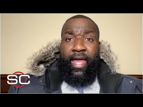 Kendrick Perkins needs a jacket because 'Ice Trae' Young was in the building   SportsCenter