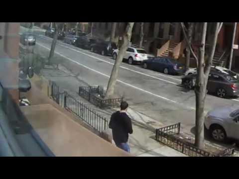Baby Stroller Robbery