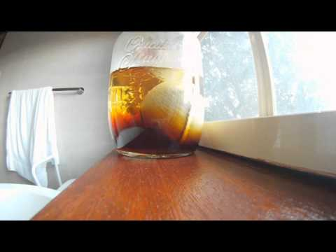 Cold Brew Coffee Time Lapse