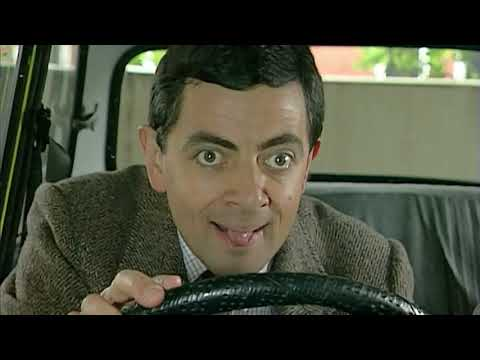 In The Car With Mr Bean! | Mr Bean Full Episodes | Mr Bean Official | Classic Mr Bean
