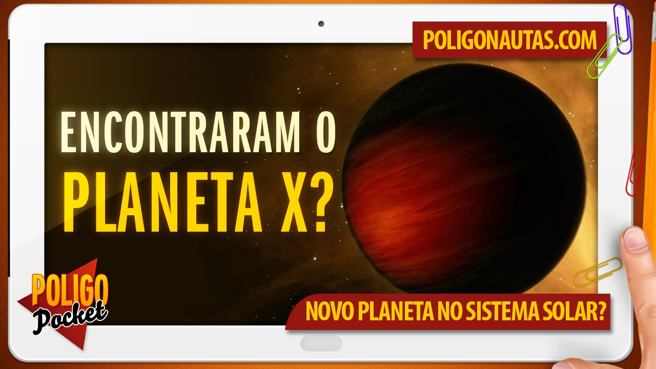 Planeta X? Astrônomos Dizem ter Encontrado Novo Planeta No Sistema Solar |  PoligoPocket