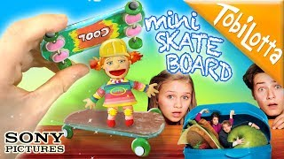 HILFE Ich hab LOTTA GESCHRUMPFT! DIY Skateboard basteln VERLOSUNG Kinderfilme Kinderkanal 149