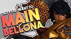 SMITE: So You Want to Main Bellona | Builds | Counters | Combos & More! (Bellona Guide)