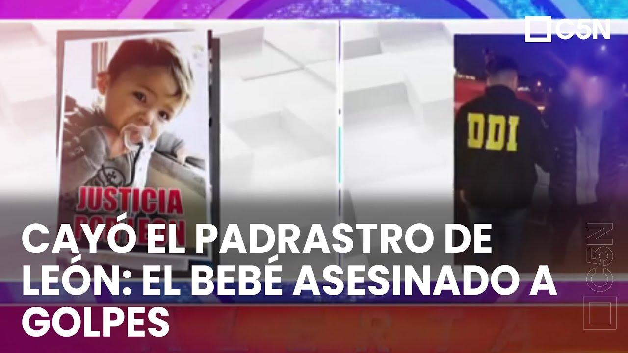 Download CAYÓ el PADRASTRO del BEBÉ  de 18 meses ASESINADO a GOLPES