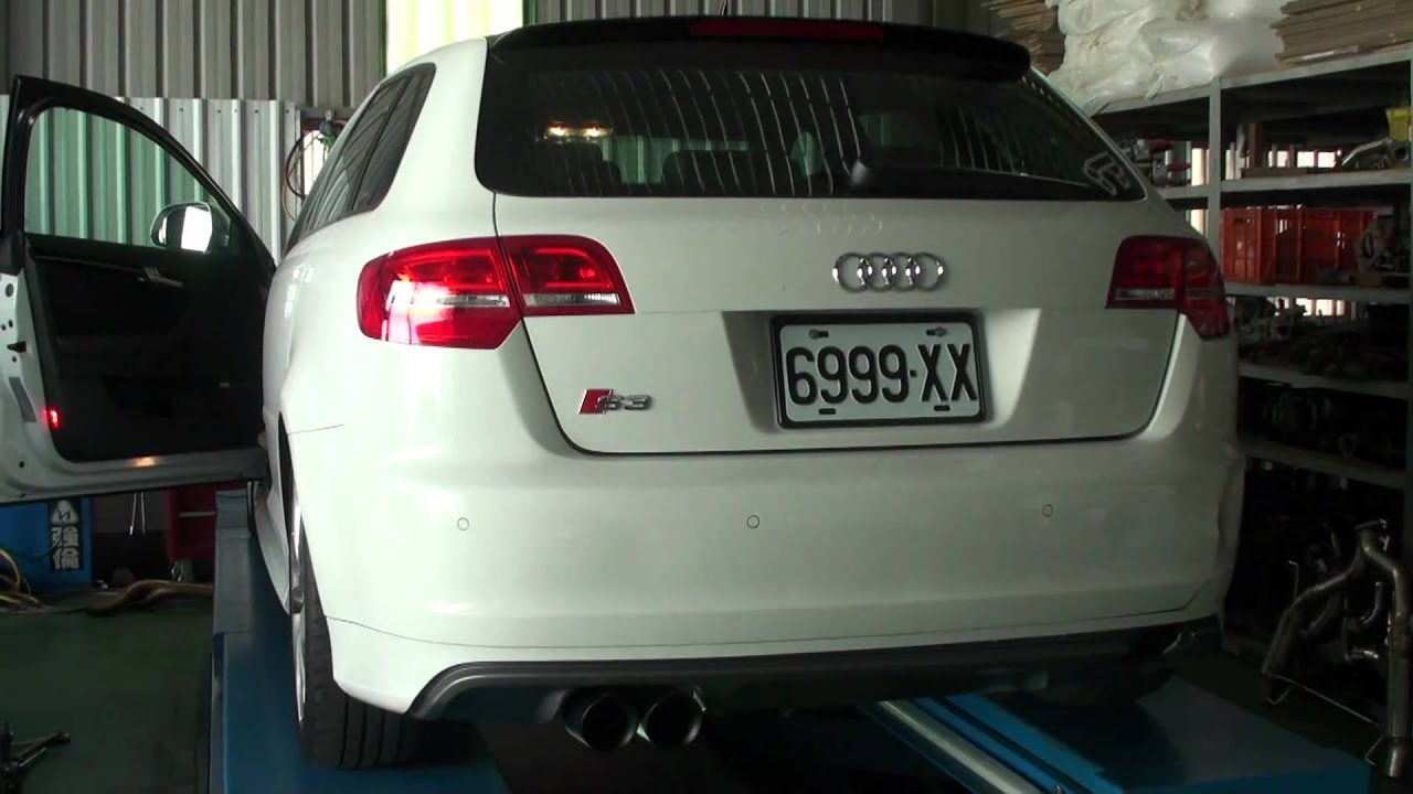 innotech exhaust sound audi s3 sportback 2010 model youtube. Black Bedroom Furniture Sets. Home Design Ideas