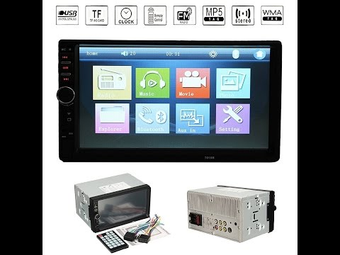 Best Inexpensive Touch Screen Car Stereo