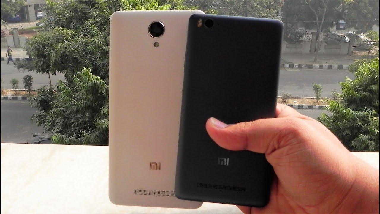 Xiaomi redmi 3s vs mi4c купить новый телефон apple