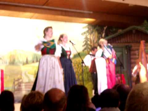 World Popular Songs All Together In Tiroler Abend