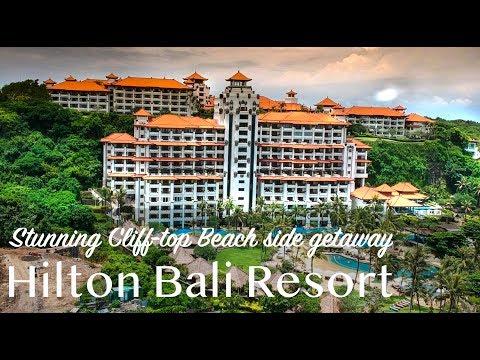 Hilton Bali Resort - Stunning Cliff-top Beach side getaway