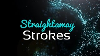 Roller Derby Straightaway strokes