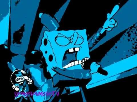 Spongebob sings AC/DC Hells Bells