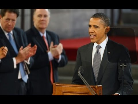 Obama Addresses the British Parliament -- English subtitles
