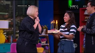 Surprise Ulang Tahun untuk Cynthia Lamusu!