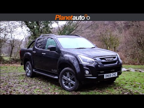 Isuzu D Max Blade 2019 Review and Road Test | Planet Auto