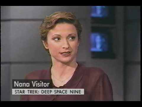 Nana Visitor ed on UPN  13  02081996