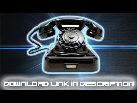 Old Telephone Ringtone Sound Effect (DOWNLOAD LINK IN DESCRIPTION)