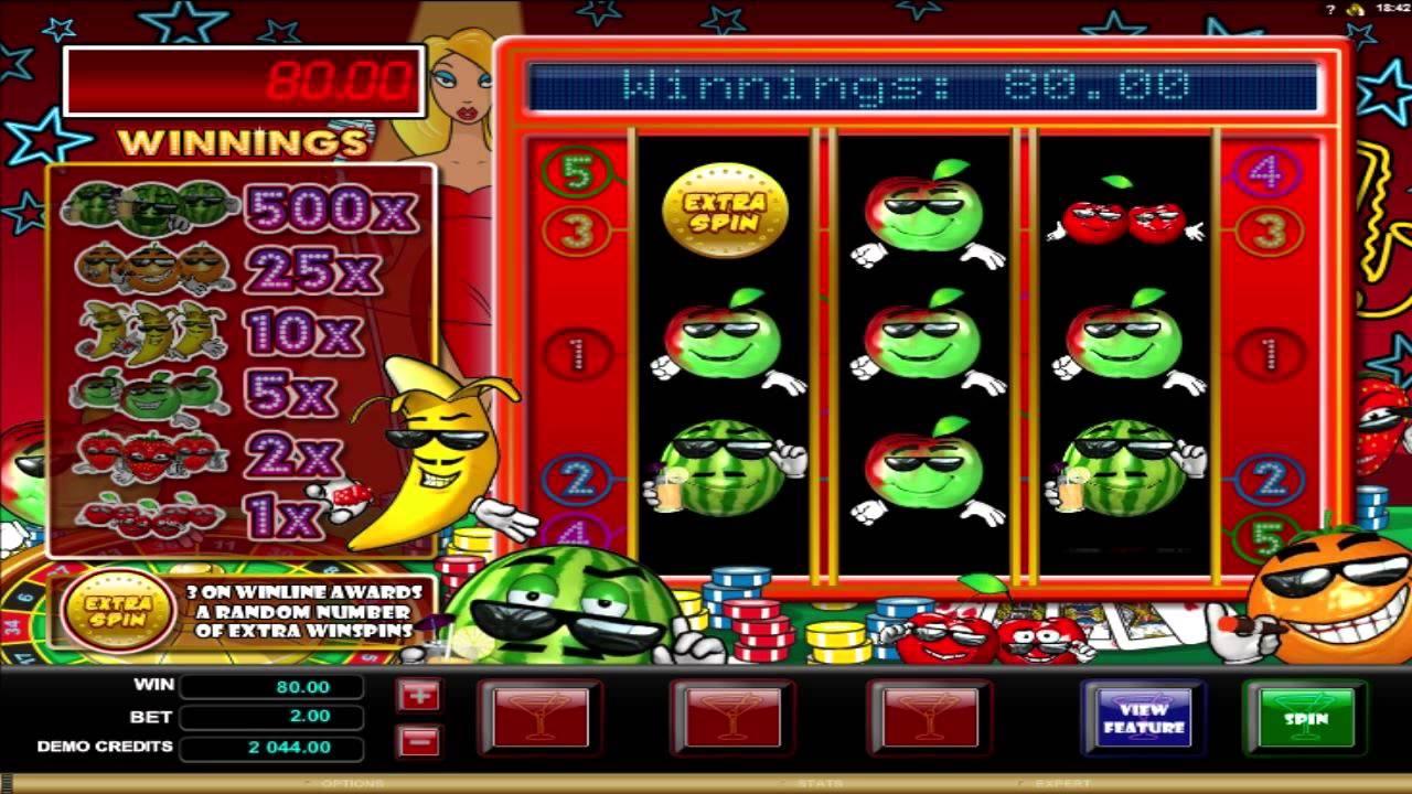 Free Slots Smoothie Maschine