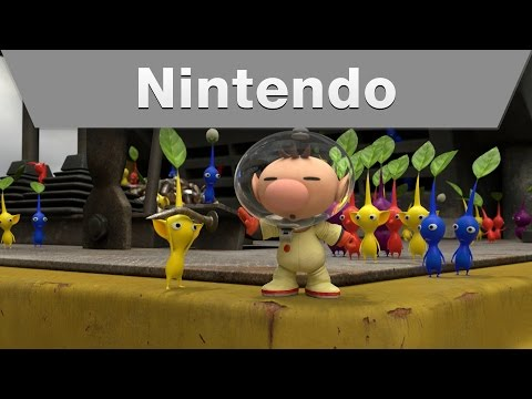 Nintendo - PIKMIN Short Movies