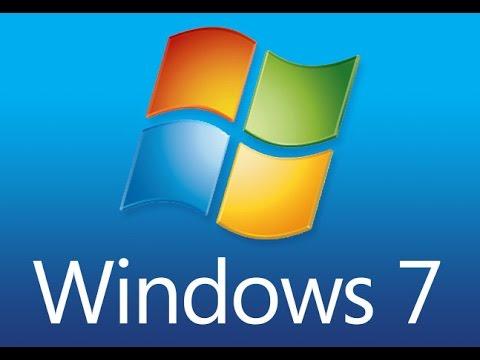 installing Windows 7 SP1 vmware
