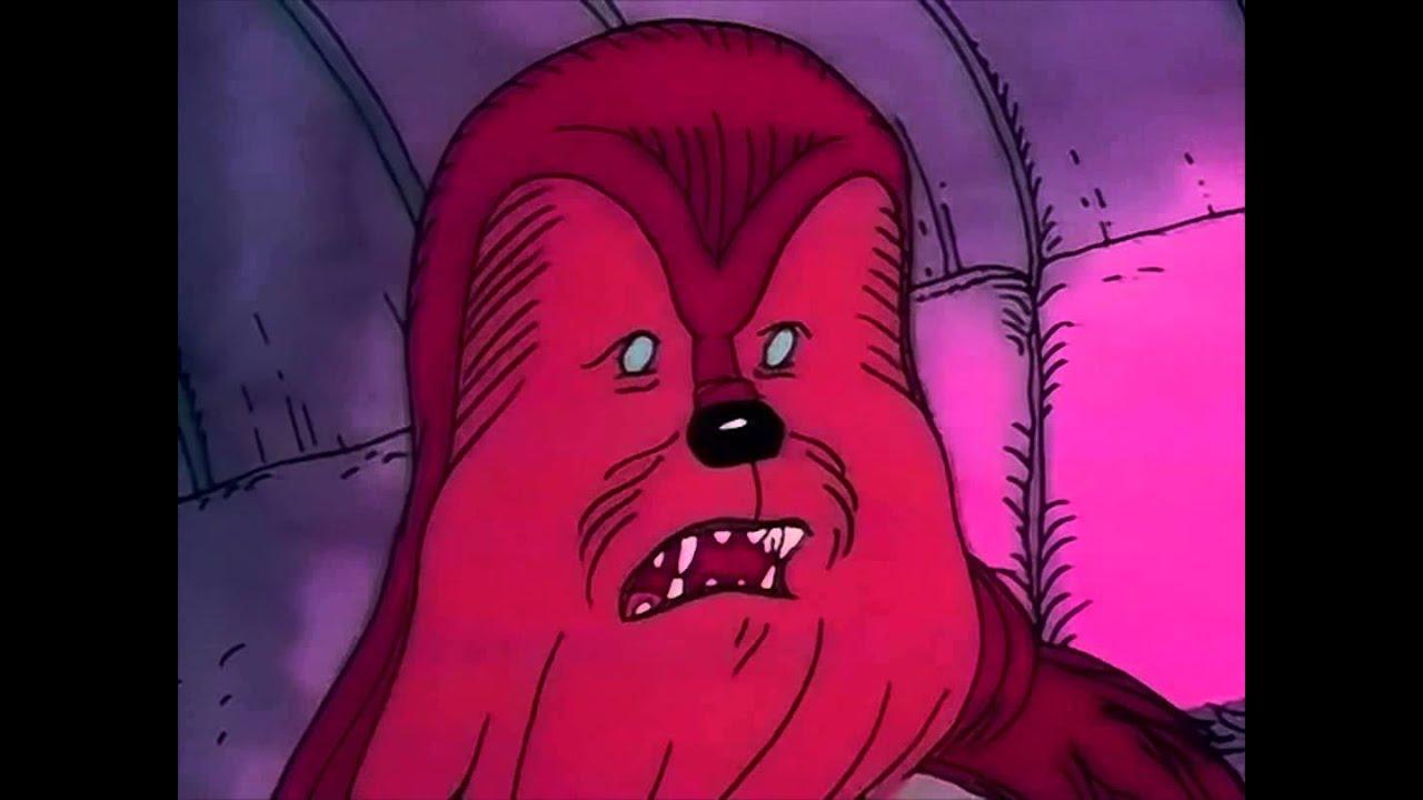Boba Fett Cartoon (Star Wars Holiday Special) - YouTube