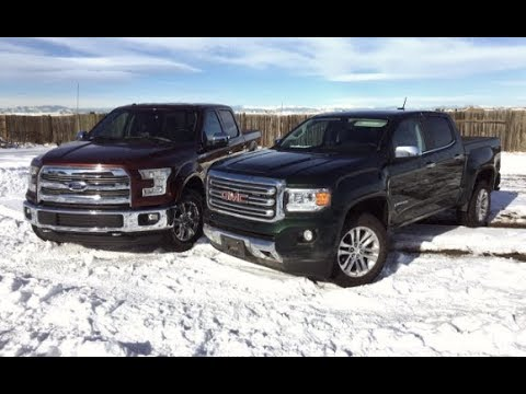 Comparison Gmc Sierra 1500 Vs Ford F 150